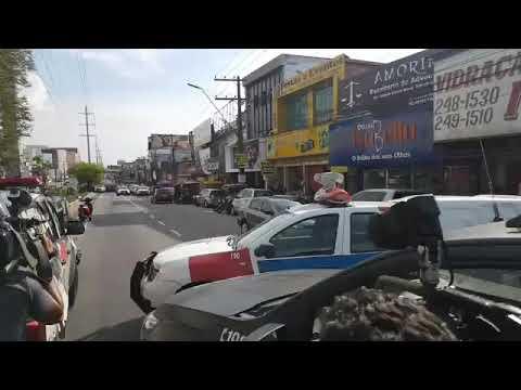 ASSALTO: Reféns começam a serem libertados de loteria na av. Grande Circular, no São José