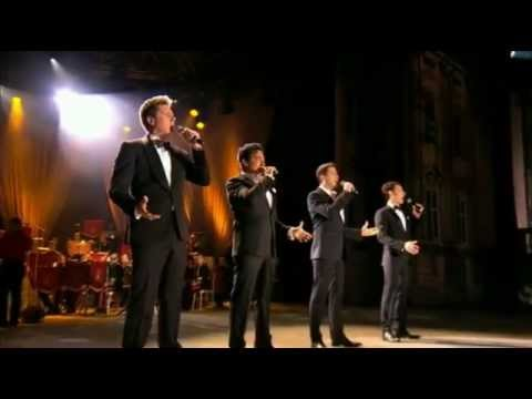 Il Divo Performing Caruso At All The Queen's Horses- A Diamond Jubilee Special  - 03 June 2012