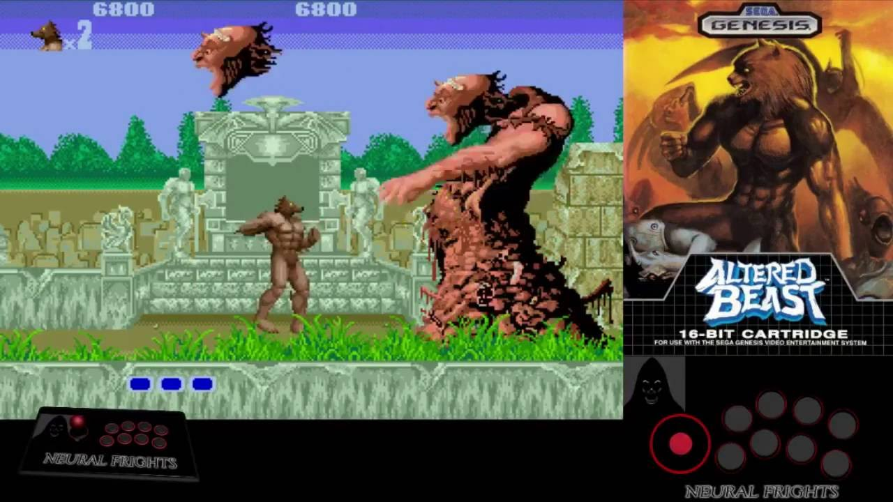 How To Beat: Altered Beast Bosses