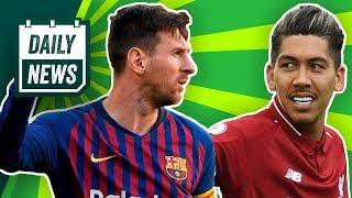 Messi ist nicht Gott! Doll bleibt bei Hannover 96! Lewandowski soll bei Bayern verlängern!