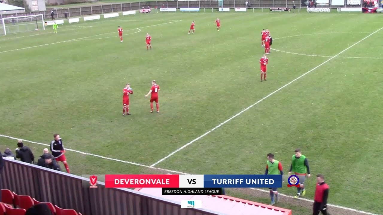 MATCHDAY HIGHLIGHTS | Vale 1 - 0 Turriff United