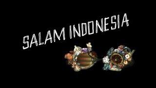 Salam Indonesia - Endank Soekamti (Sign Language Bisindo Video Lyric & Chord)