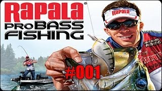 Let´s Play Rapala Pro Bass Fishing #001 [HD/DEUTSCH] - Zander Triumph