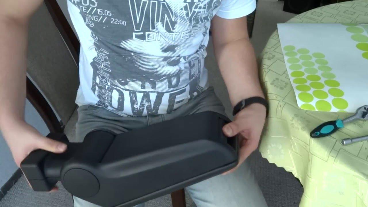 audi a3 8l mittelarmlehne reparieren center armrest repair. Black Bedroom Furniture Sets. Home Design Ideas