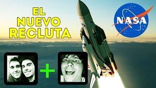 EL NUEVO RECLUTA DE LA NASA - Gravity Launch