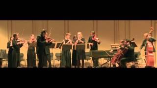 J.S. Bach: Brandenburgisches Konzert Nr. 4 in G-Dur, BWV 1049, 1. Satz