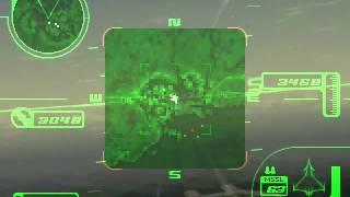 Ace Combat 3 Electrosphere Playthrough part 1