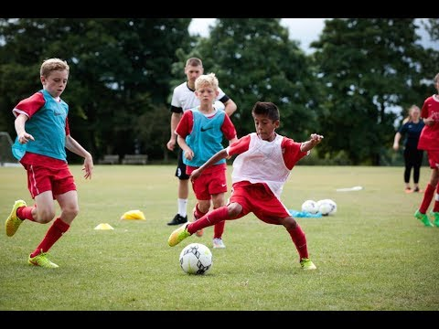 Nike Football Camps UK Promo Video - YouTube - photo#12