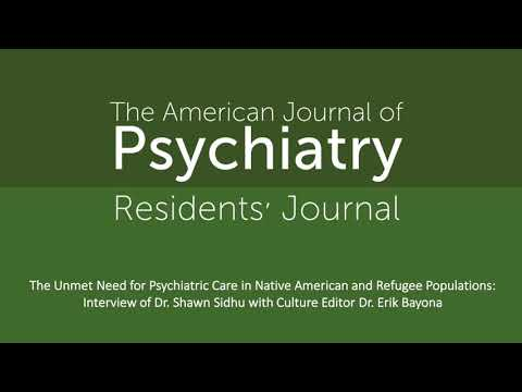 The Unmet Need For Psychiatric Care In Native American And Refugee Populations