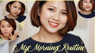 Video My Morning Routine / Dưỡng Da & Makeup Buổi Sáng | Loveat1stshine download MP3, 3GP, MP4, WEBM, AVI, FLV Agustus 2017