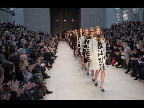 Burberry London Fashion Week 2017!   #LFW