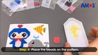 Наборы для детского творчества «Алмазная мозаика», AMOS (Амос)