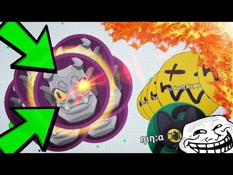TROLLING WITH REAL PUMBA IN AGARIO??! HACKED POPSPLIT // BEST TROLLING MOMENTS (Agar.io)