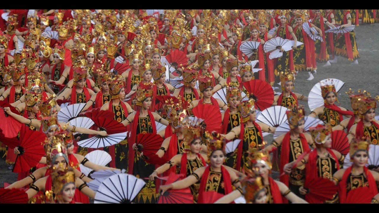Download Banyuwangi dance bonanza