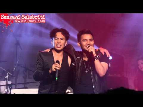 Kerja Gila & Tiada Lagi - Konsert Judika Mencari Cinta Live in KL