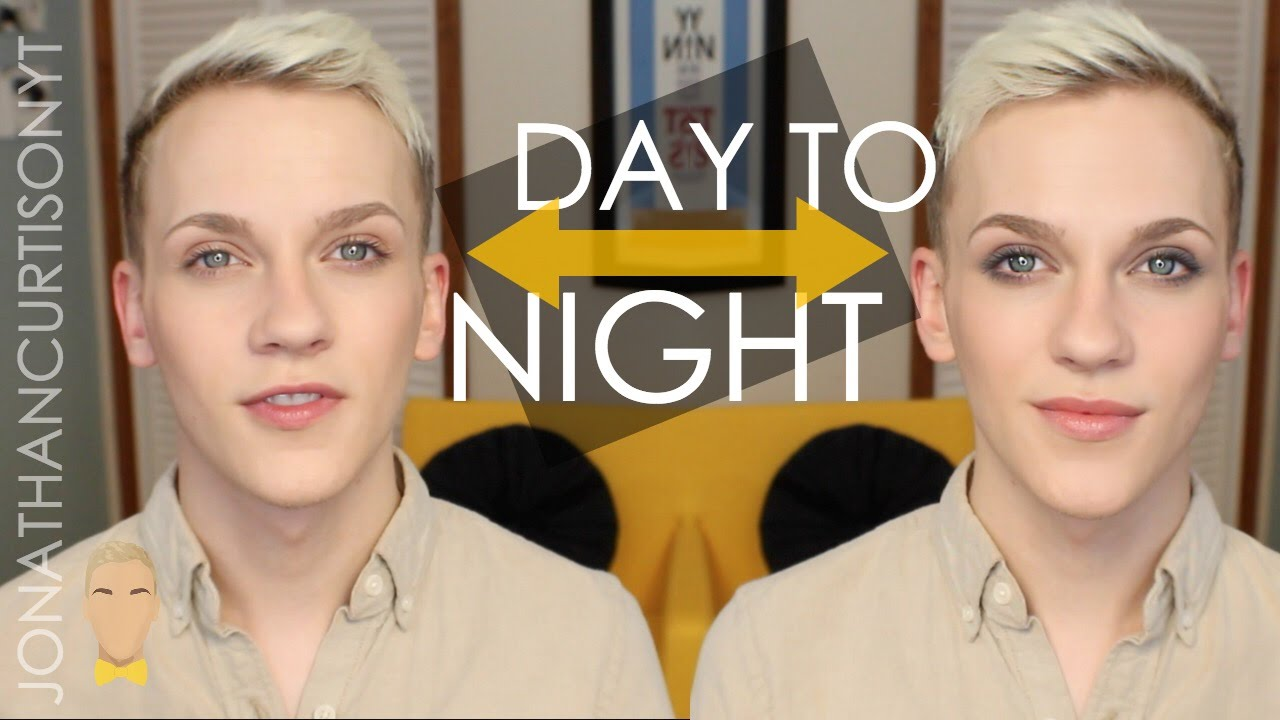 """Quick """"Day to Night"""" Makeup Touchup + One Product Smoky ..."""