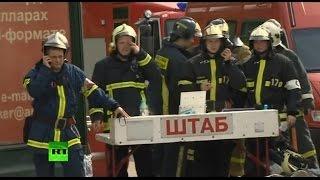 Удар, темнота и запах гари: очевидцы рассказали подробности трагедии в метро