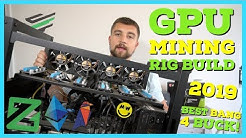 Best Bang For Buck GPU Mining Rig Build Guide 2019 - Mine Zcoin, Ethereum, Ravencoin, Grin, and Beam