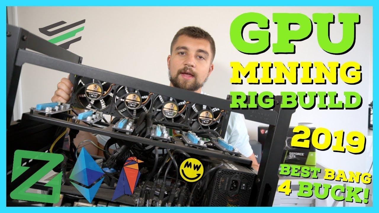 best mining rig setup