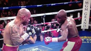 Video Highlights of the Floyd Mayweather straight right hand download MP3, 3GP, MP4, WEBM, AVI, FLV Agustus 2017