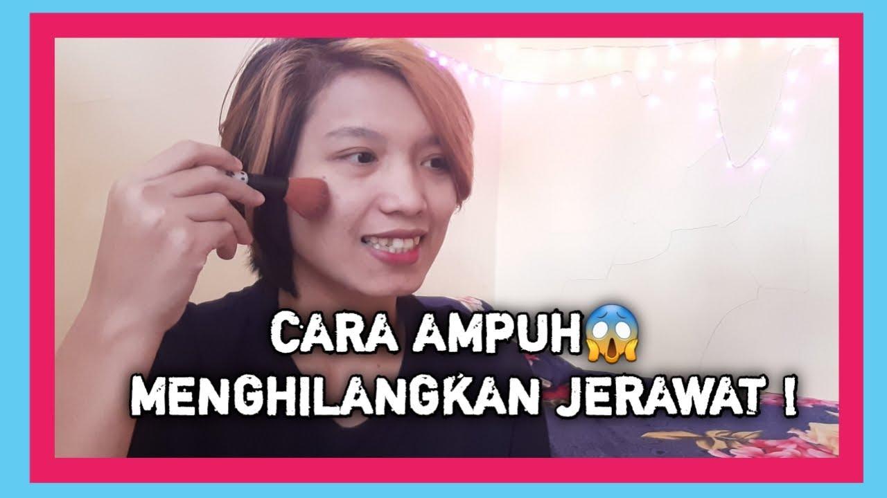 CARA AMPUH MENGHILANGKAN JERAWAT ! - YouTube