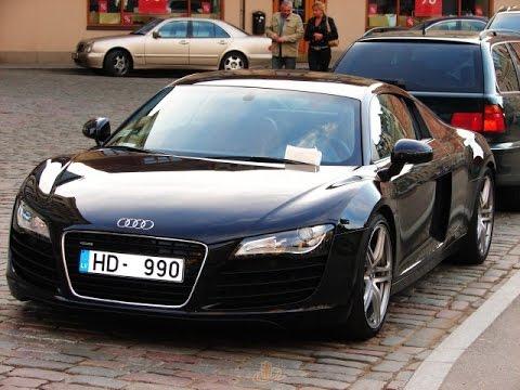 CARS in LATVIA RIGA