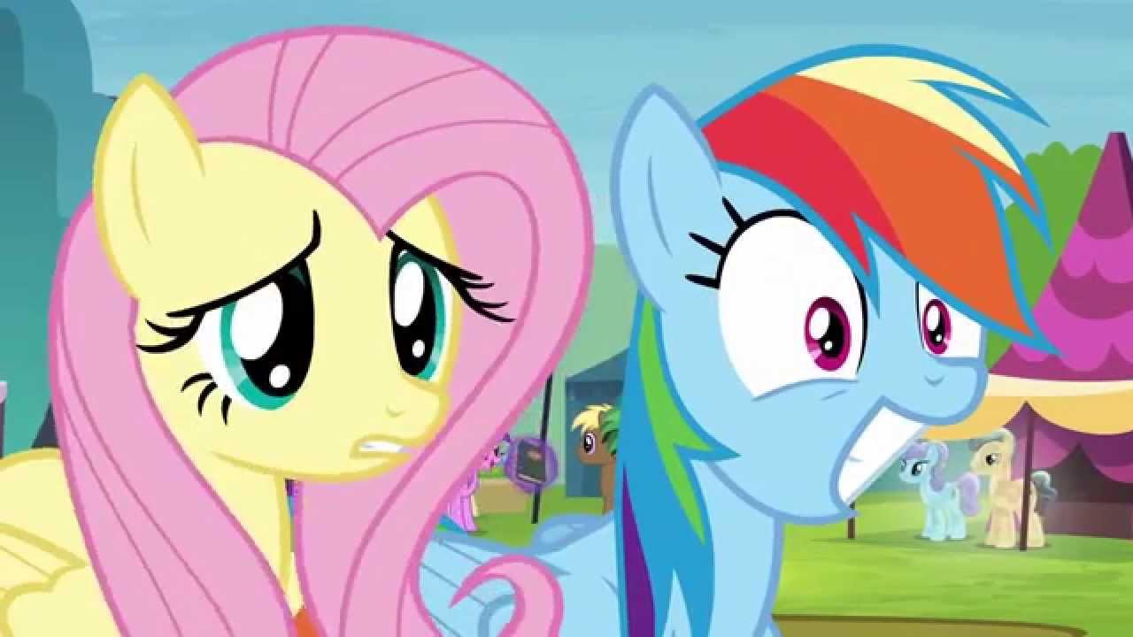 Rainbow Dash Freezing Still And Fainting Youtube