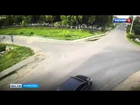 Шокирующие кадры ДТП: в Пестречинском районе насмерть сбили 14-летнего мальчика