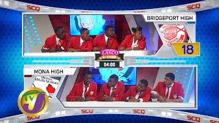 Bridgeport High vs Mona High: TVJ SCQ 2020 - January 23 2020