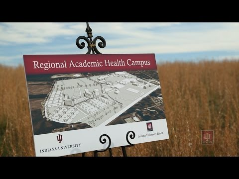 Vision- Building A Regional Academic Health Campus