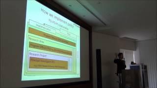戦略的創造研究推進事業(CREST・さきがけ)の英語による募集説明会1
