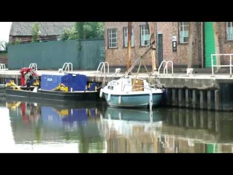 KeepTurningLeft 6 part 4  Newark and back to winteringham