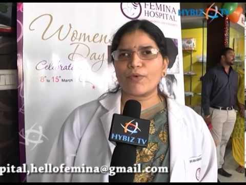 V Hima Bindu   Femina Women's Hospital
