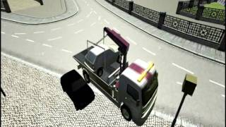 [Gameplay] Tow Truck Simulator 2010
