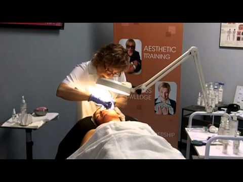 IDCAA Mediclinical Aesthetic Certification August 2014 Graduation Class
