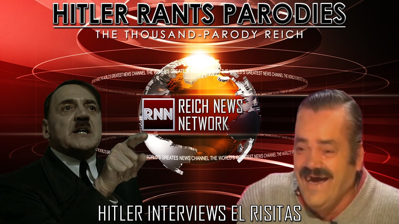 Hitler interviews El Risitas