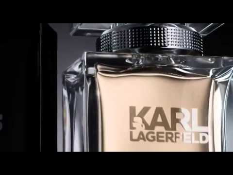 Karl Lagerfeld For Her And For Him Fragrance Commercial PErfume Advertising