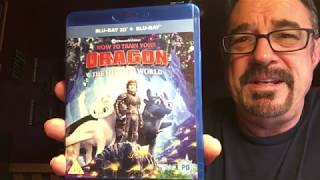 How to Train your Dragon 3 - 3D movie review