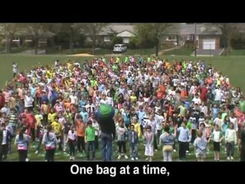 Hewlett Elementary School - One Bag at a Time