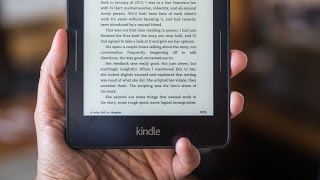 Tested In-Depth: Amazon Kindle Voyage