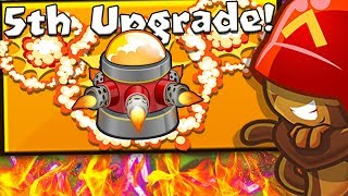 LIGHTNING RING OF DOOM TOWER - BLOONS TD BATTLES MOD