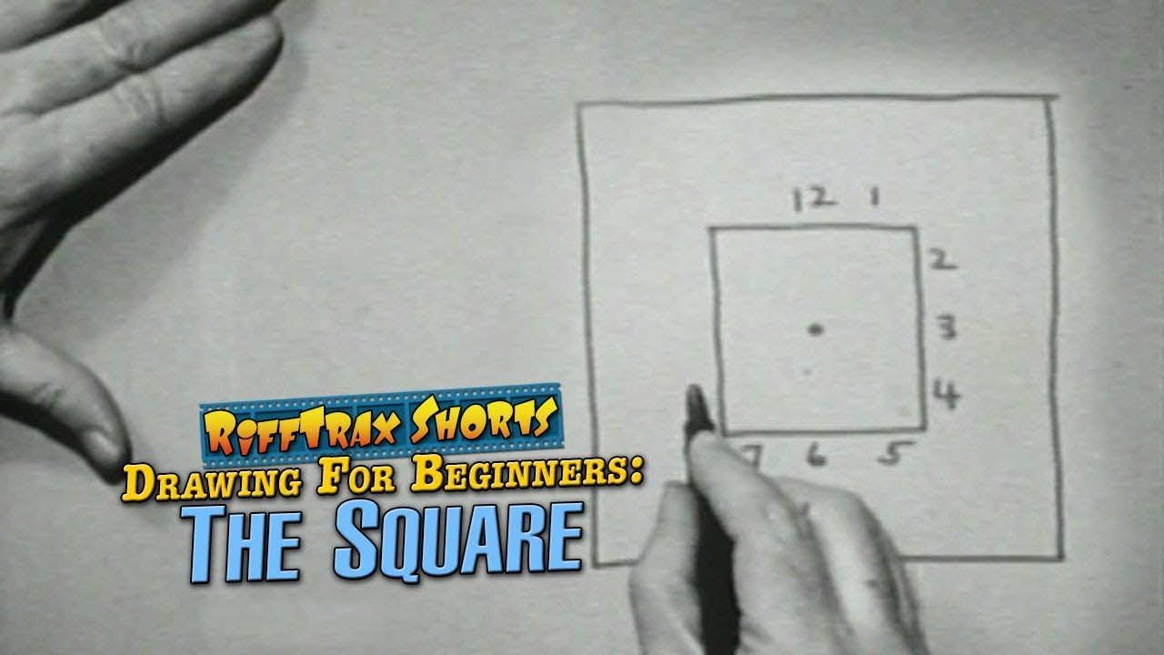 RiffTrax: Drawing For Beginners - The Square (preview)