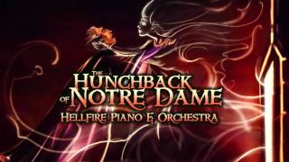 The Hunchback of Notre Dame - Hellfire | Piano & Orchestra