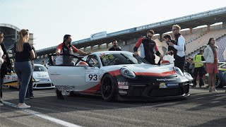Porsche Racing Experience Level 2: Full support for the participation in your first racing season.