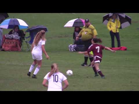 NAC - NCCS Girls  9-28-19