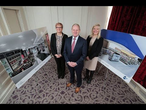 £15 million investment in Belfast City Airport