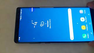 Samsung Note8 дефект экрана спустя месяц использования