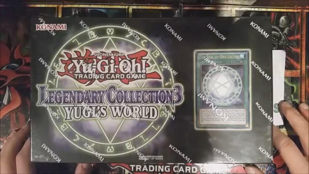 Yu-Gi-Oh Legendary Collection 3 Yugi/'s World