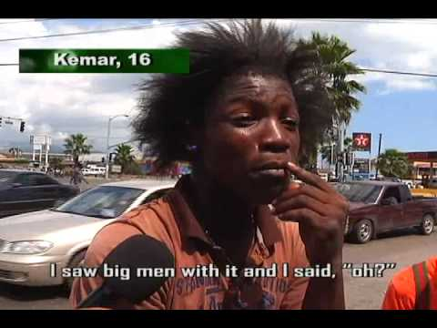 Street Boys of Jamaica - Part I - Risk Factors of Street Boys in Kingson, Jamaica for HIV/AIDS
