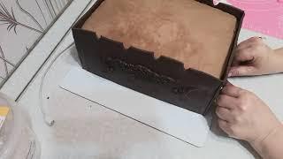 торт мангал с шашлыком